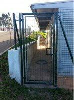 Portões Pivotantes